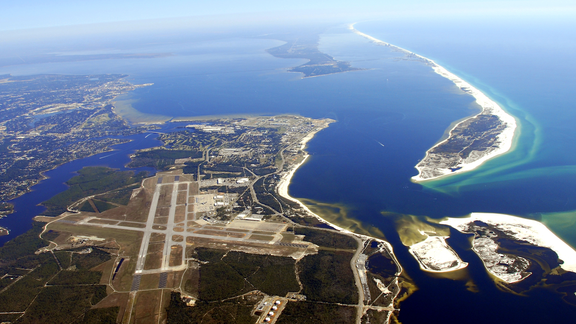 Pensacola Naval Air Station Credit Kevin King