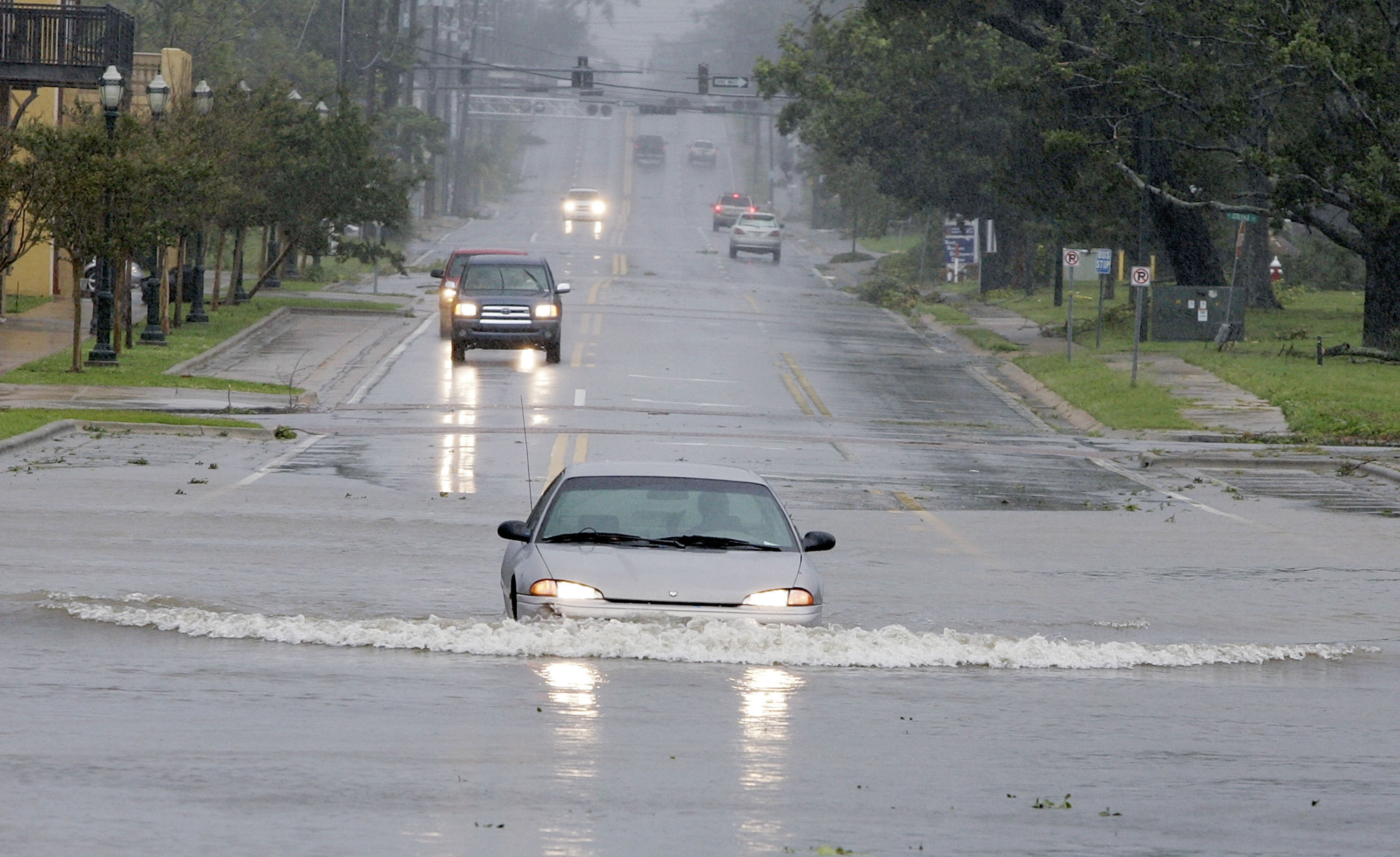 Florida Counties Try to Lessen Flood Intensity With Street Alterations