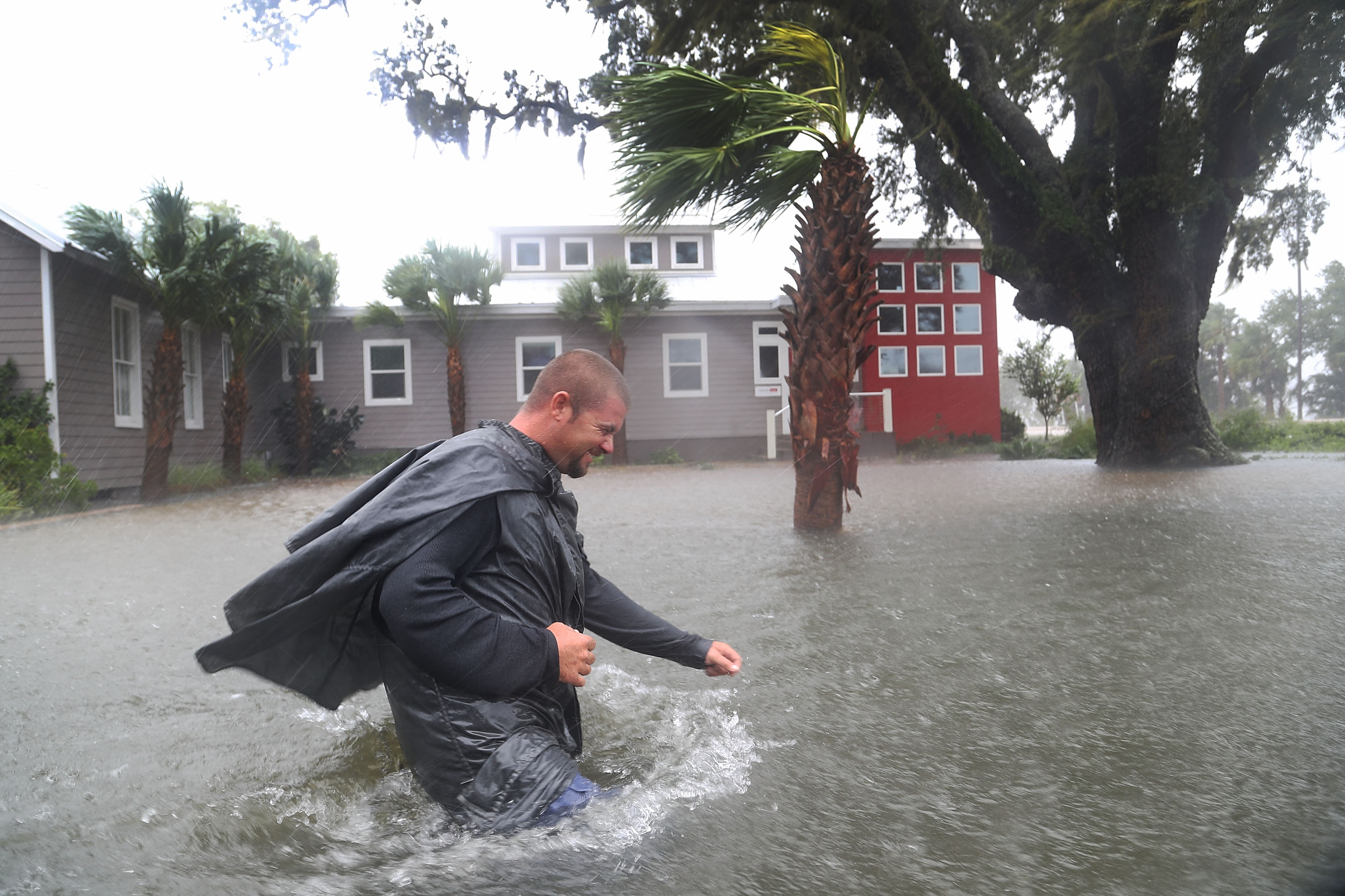 Jacksonville Residents Ask for Flood Protection